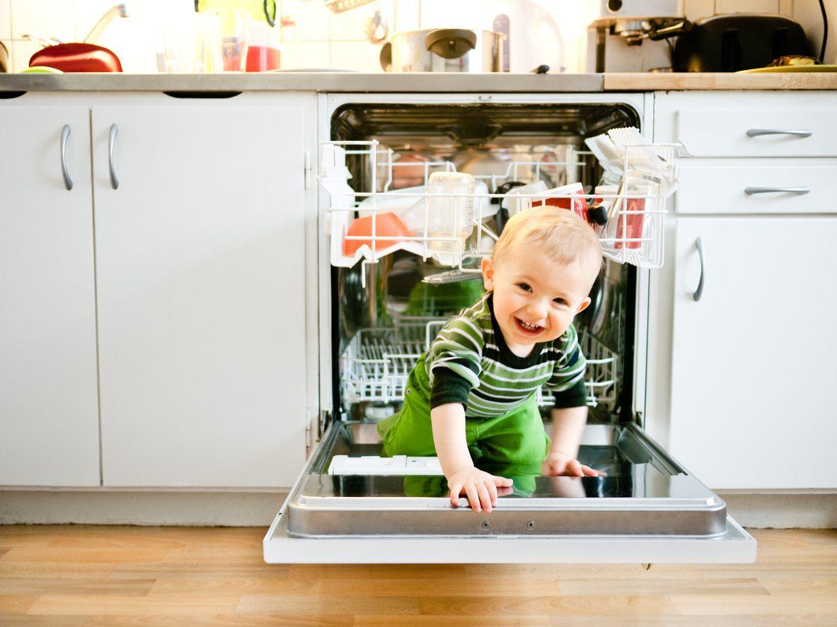 Mutfakta çocukları koruma yöntemleri