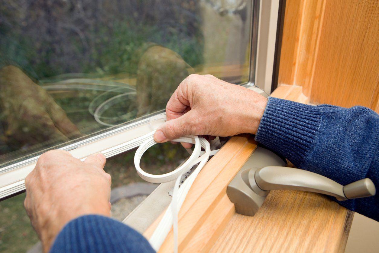 Pencere yalıtımının önemi.