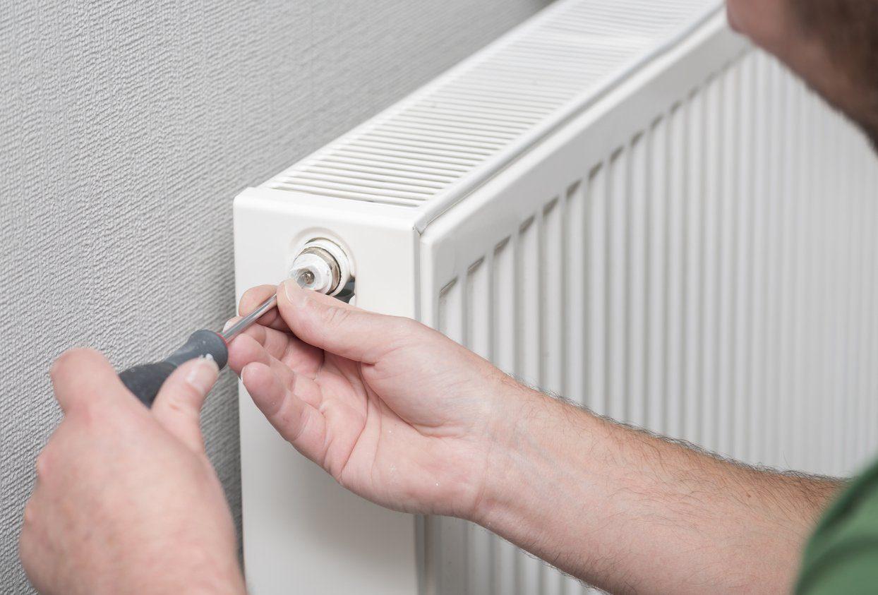 Evin ısınması için radyotörün düzgün çalışmasının önemi.