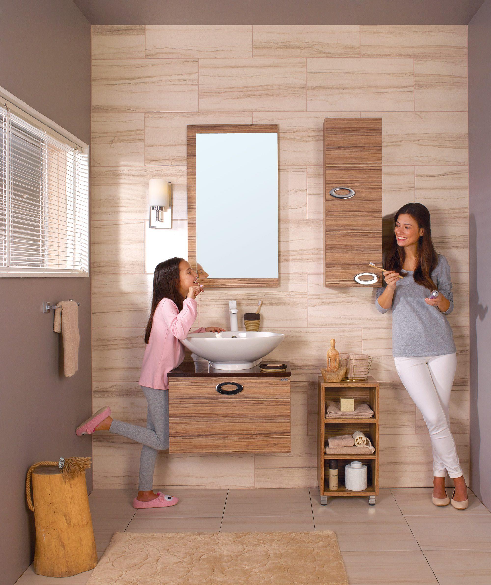 Banyolar için dekorasyon önerileri.