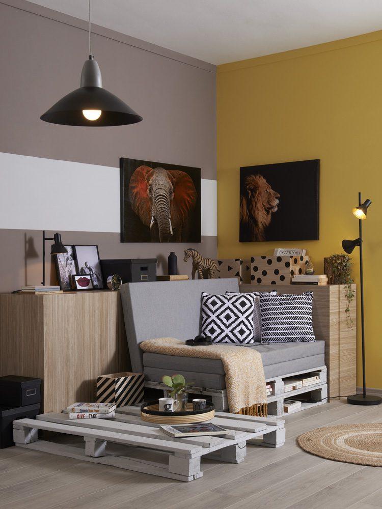 Evinize farklı bir soluk getirecek eklektik dekorasyon önerileri.