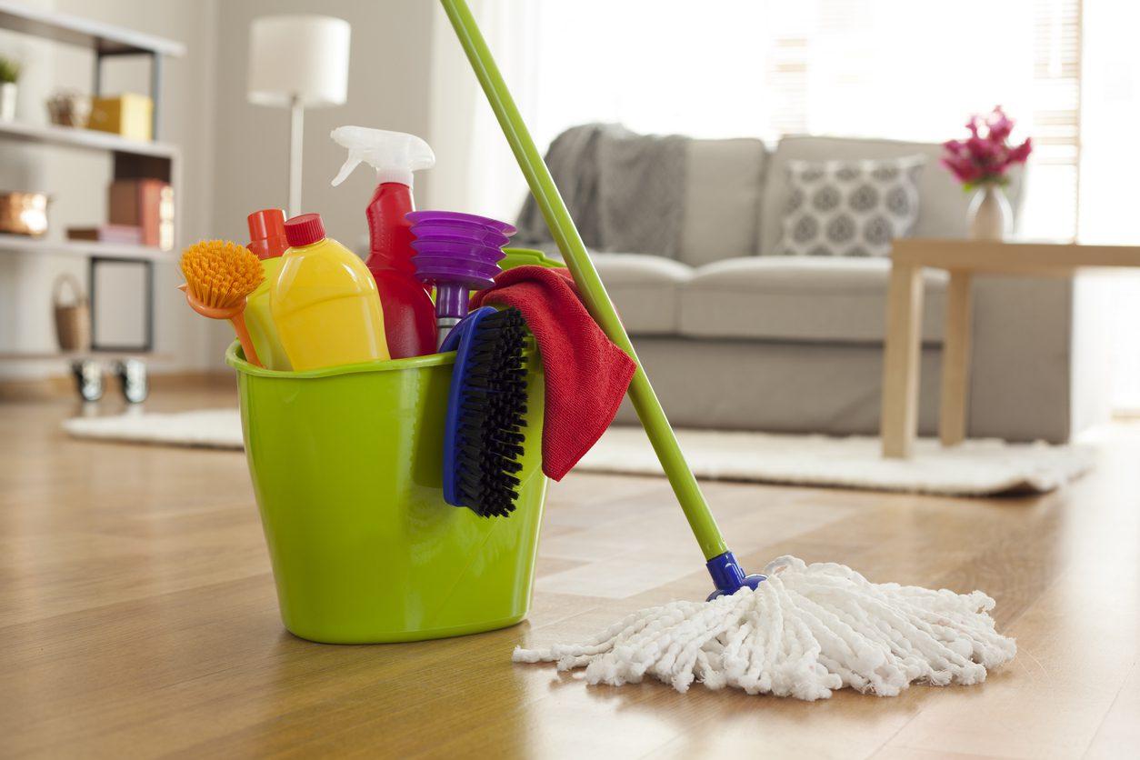 Pratik bir şekilde temizlik yapma tüyoları.