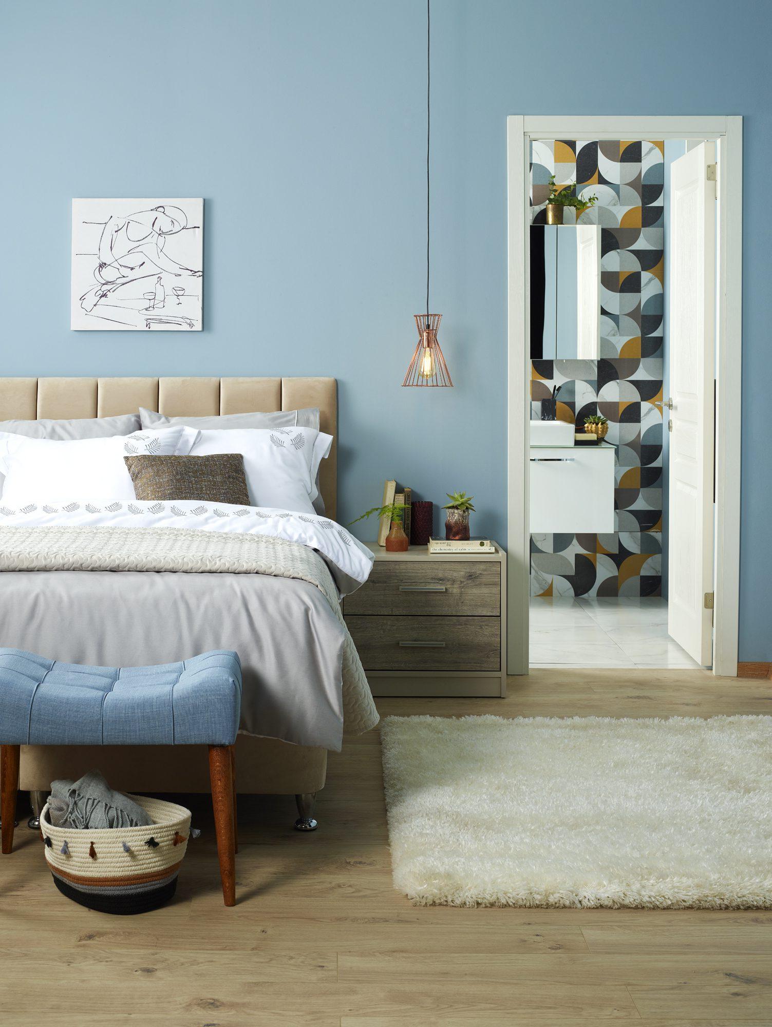 Kaliteli uyku için yatak odası dekorasyonu