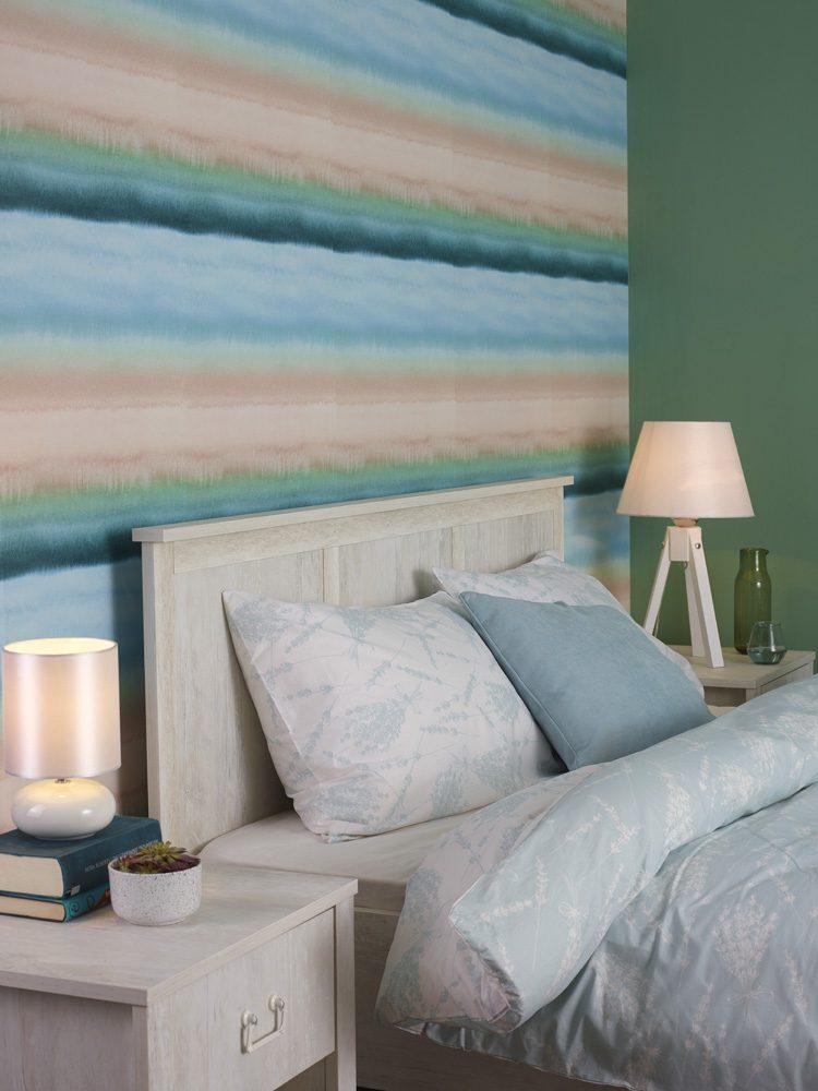 Verimli bir uyku için yatak odası dekorasyon fikirleri.