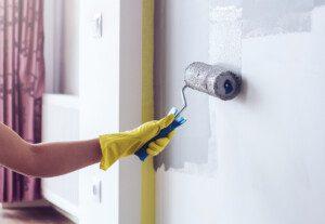 Kusursuz bir biçimde duvar boyamak.