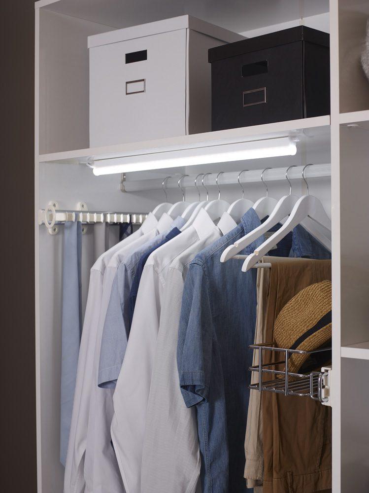 Giysileri temiz bir şekilde saklamak.