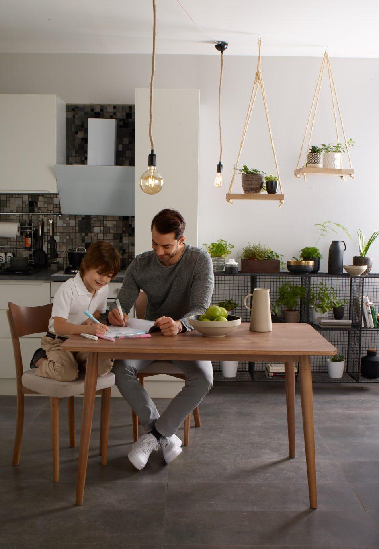 Mutfak masası ve kullanımı.