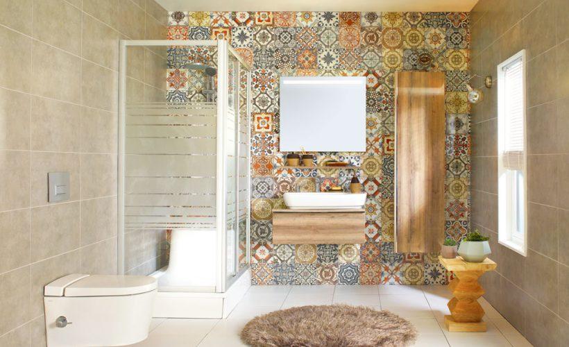 Banyo seramikleri nasıl döşenir?