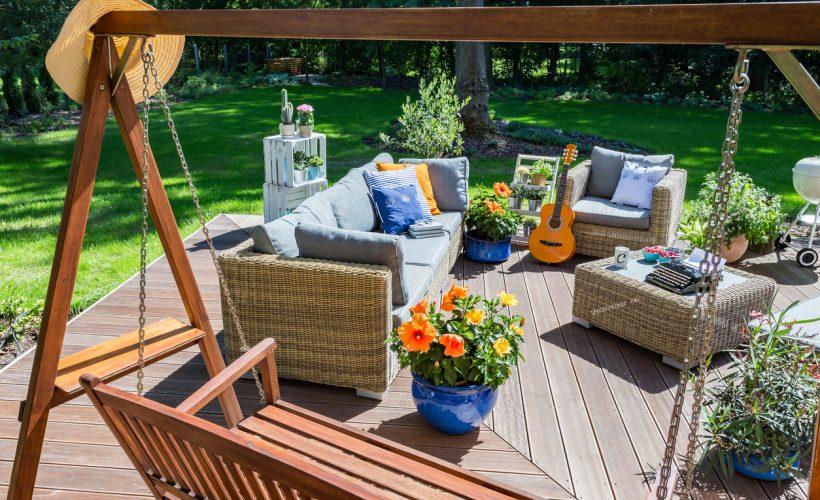 Bahçe mobilyaları nasıl seçilir?