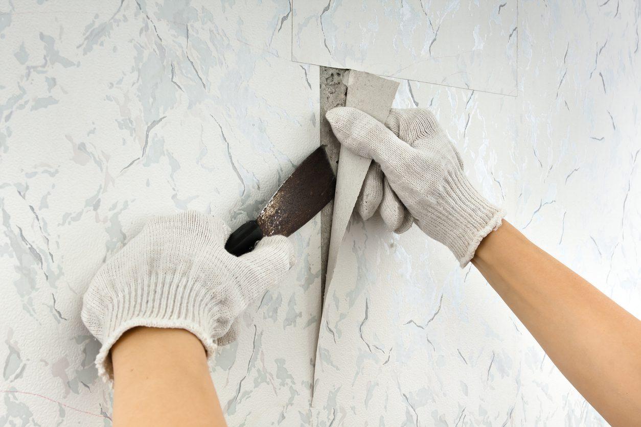 Duvar kağıdını nasıl yapıştırmalı?