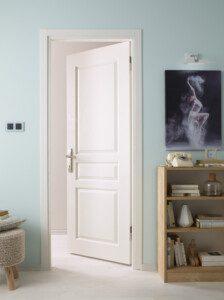Kapı ve kapı kolu takma yöntemleri.
