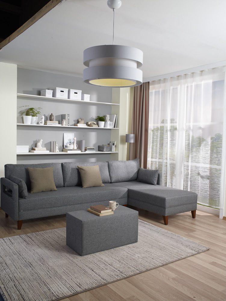 Oturma odası ya da salon için güzel ve pratik fikirler.