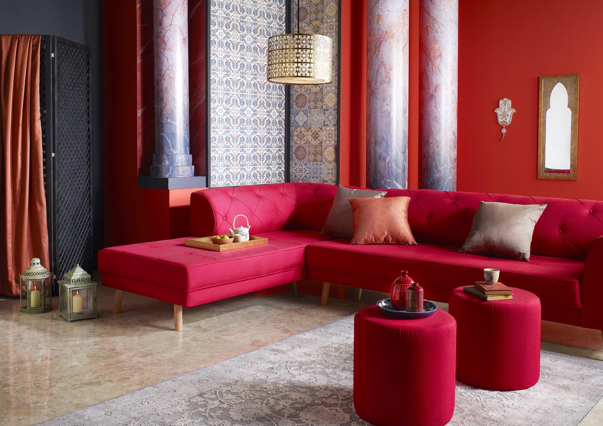 Alana uygun mobilyalar seçmenin dayanılmaz hafifliği.