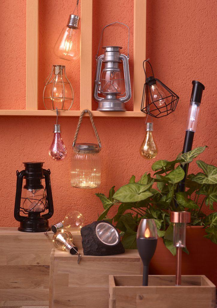 Bahçe aydınlatma ürünleri