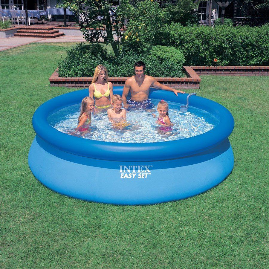 Bahçe havuzu modelleri.