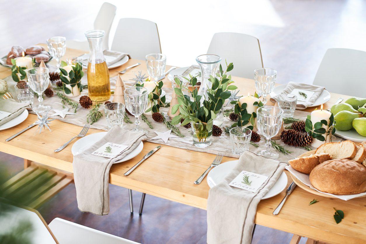 Güzel bir masa için eksiklikleri giderin!