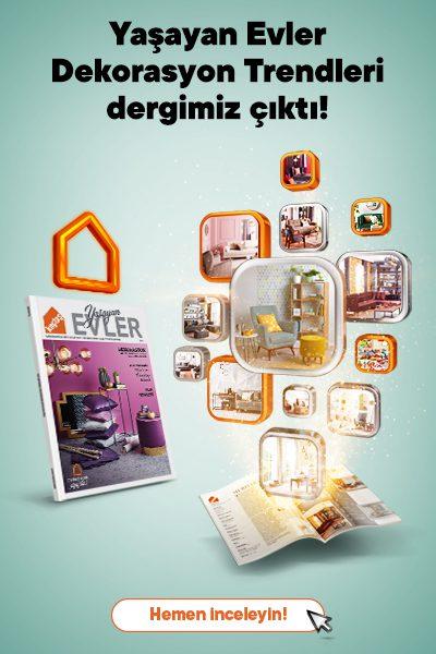 Yaşayan Evler Dergisi