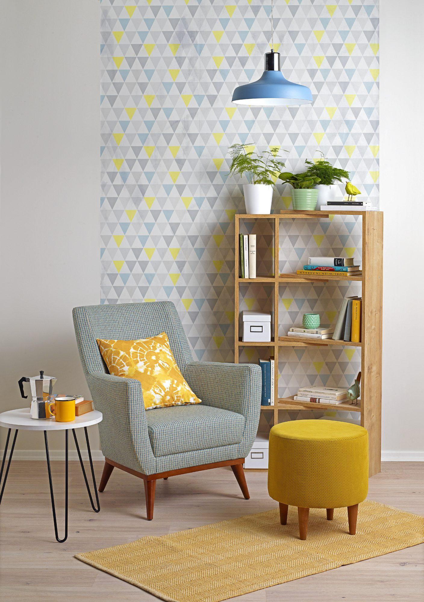 Hayatın Renkleri'nde mobilya seçimi.