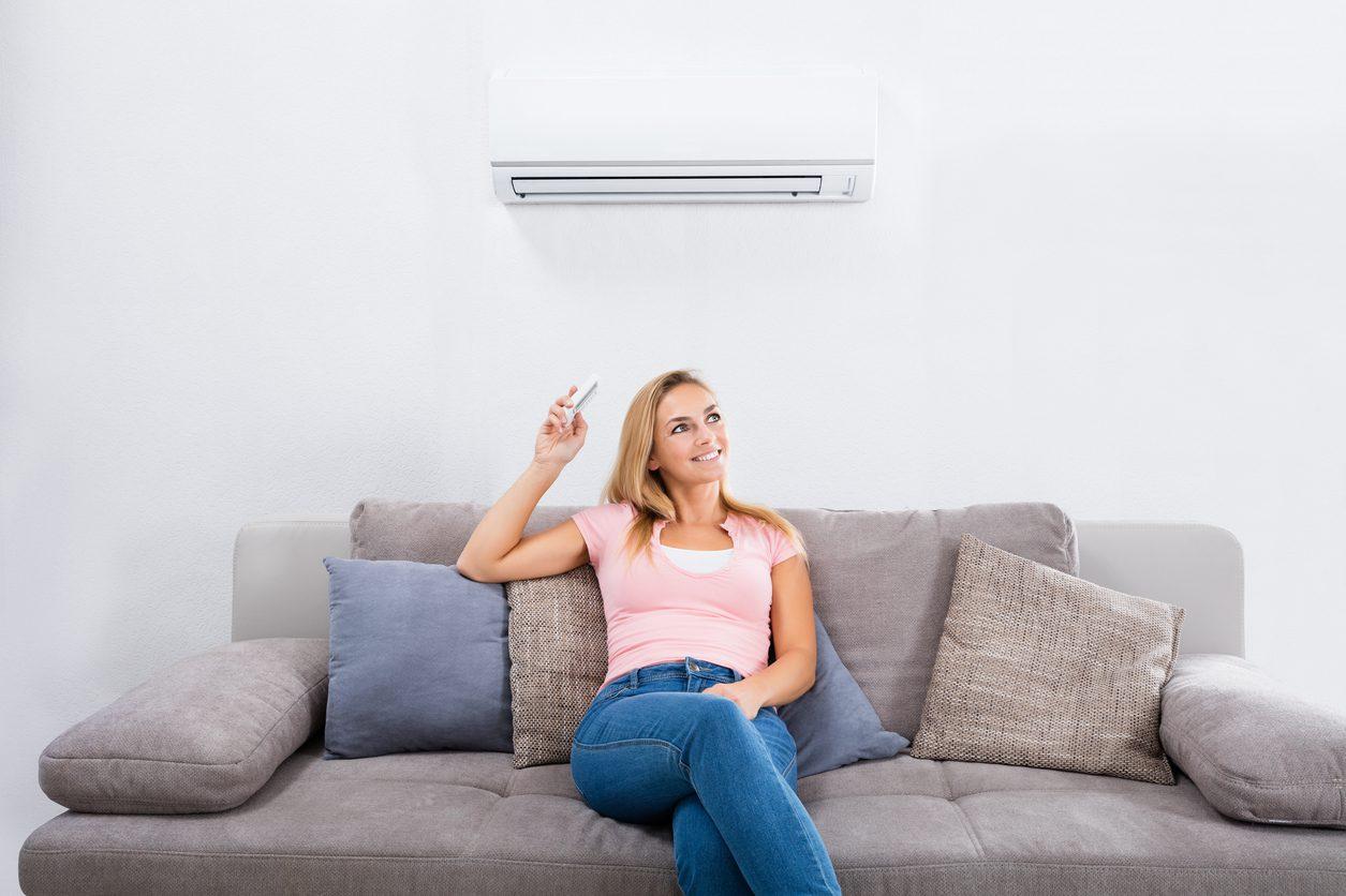Klimalar ve elektrikli ısıtıcılarda enerji tasarrufu.