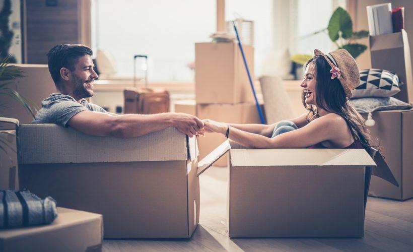Taşınırken ev nasıl toplanır?