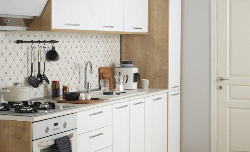 Mutfak Dolabı Boyama Kaplama