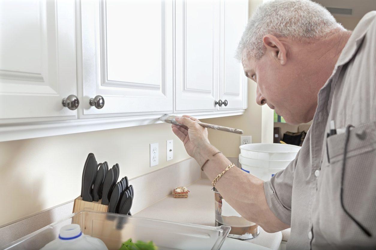 Mutfak dolabı nasıl boyanır?