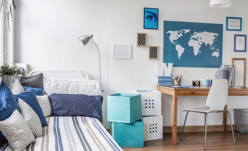 Öğrenci evi ve yurdunda dekorasyon nasıl yapılır?
