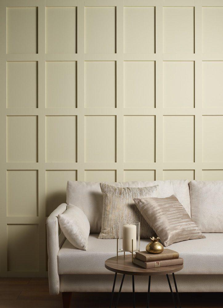 Çıtalarla duvar dekorasyonu nasıl yapılır?