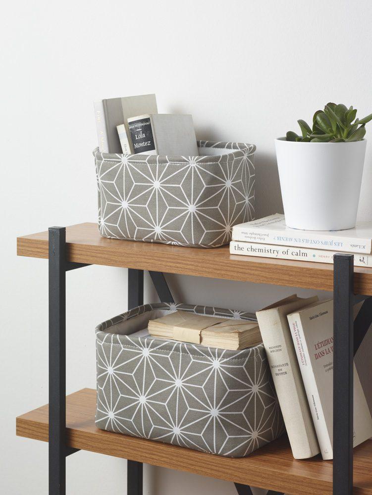 Raflar ve saklama kutuları nasıl kullanılır?