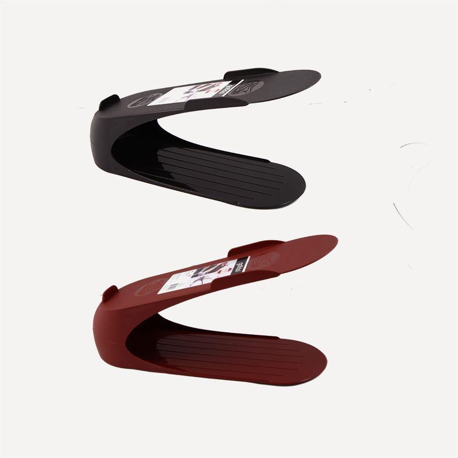 Ayakkabı rampası ve ayakkabı kutusu
