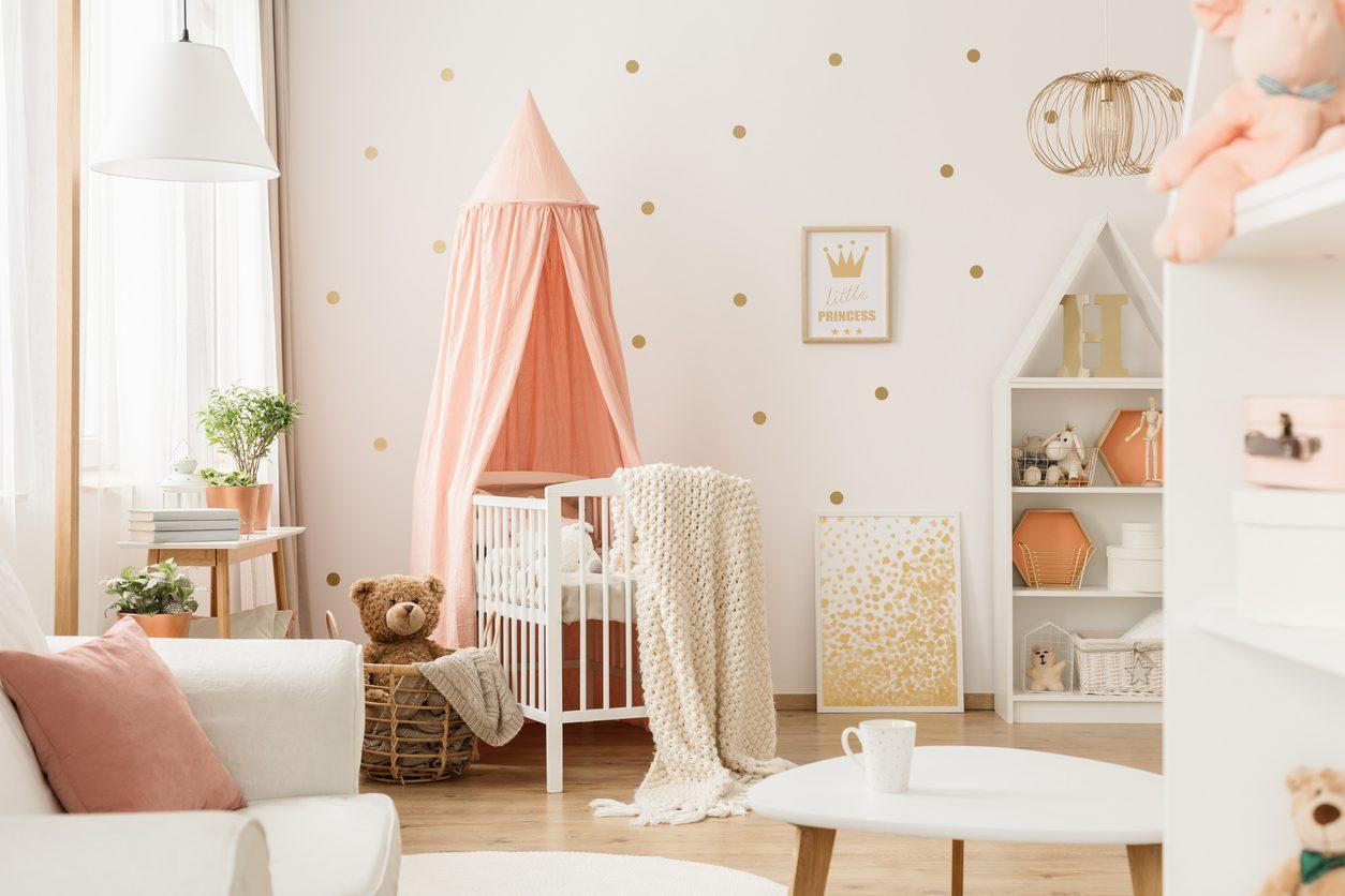 Bebek Odası Süslemesi
