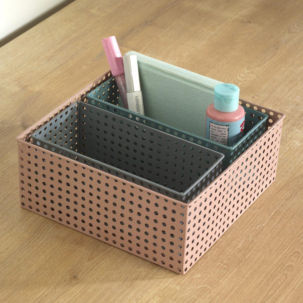 Saklama kutuları ve sepetler
