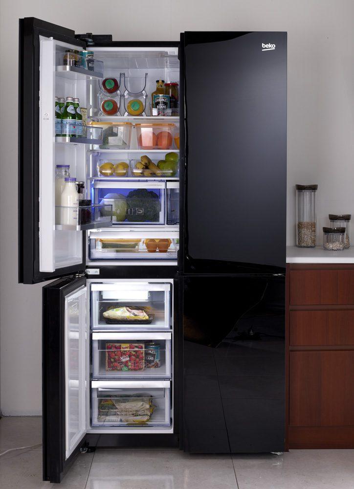 Beko dört kapılı buzdolabı