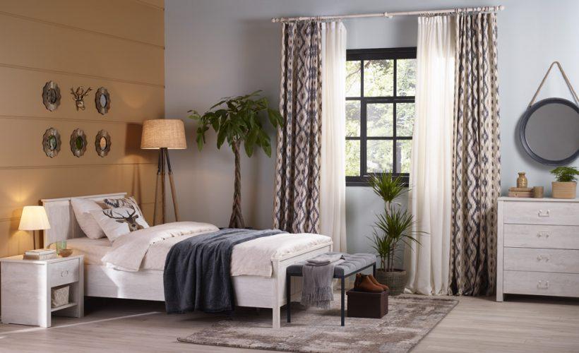 Çift kişilik genç odası yatağı