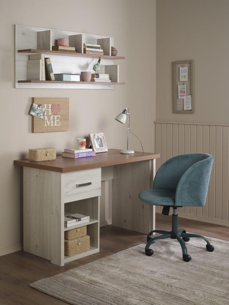 Genç odası çalışma masası