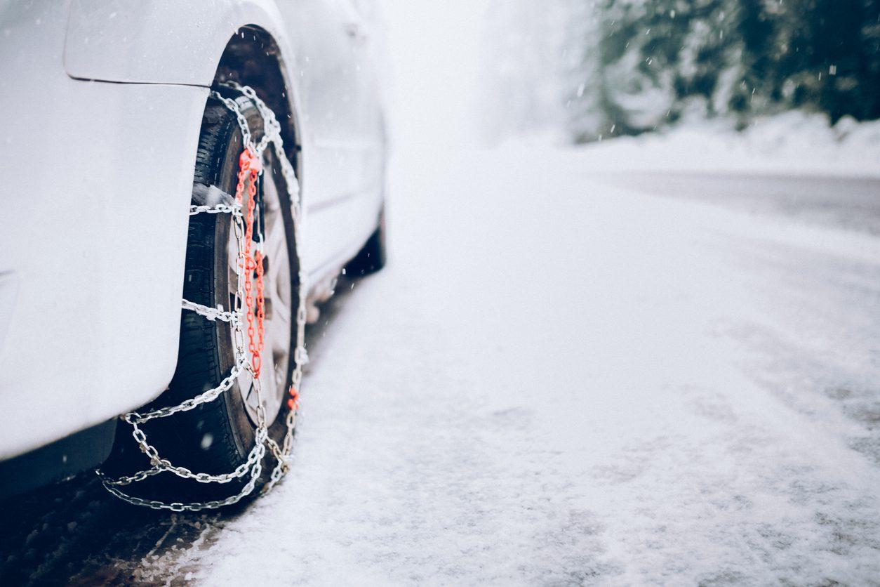Kış lastiği takmak.