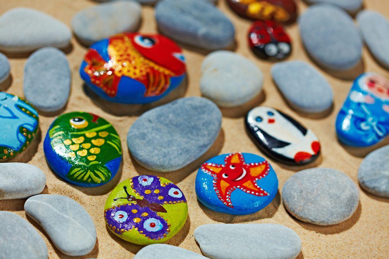 Doğal taşlar ile dekorasyon