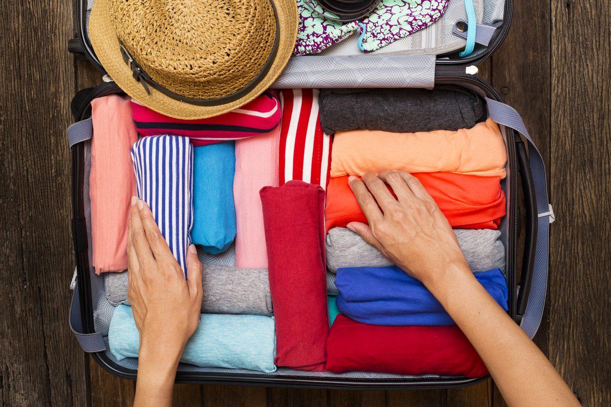 Pratik bavul hazırlama ipuçları