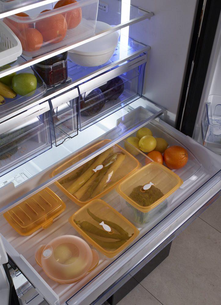 Buzdolabı içi düzenleyici