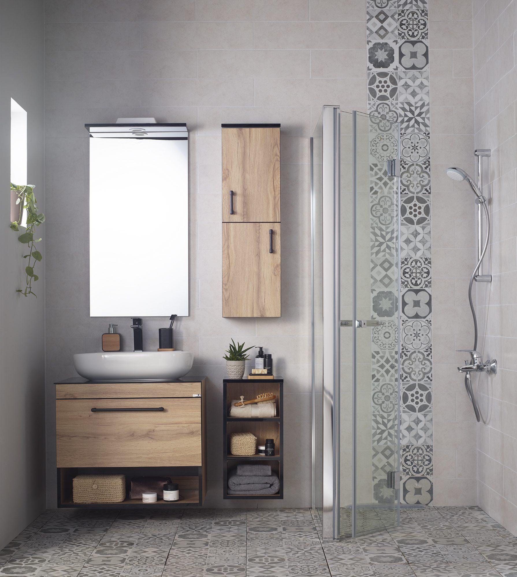 Farklı banyo dizaynları