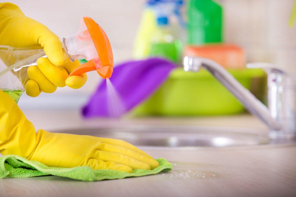 Planlı bir temizlik işinizi kolaylaştırır