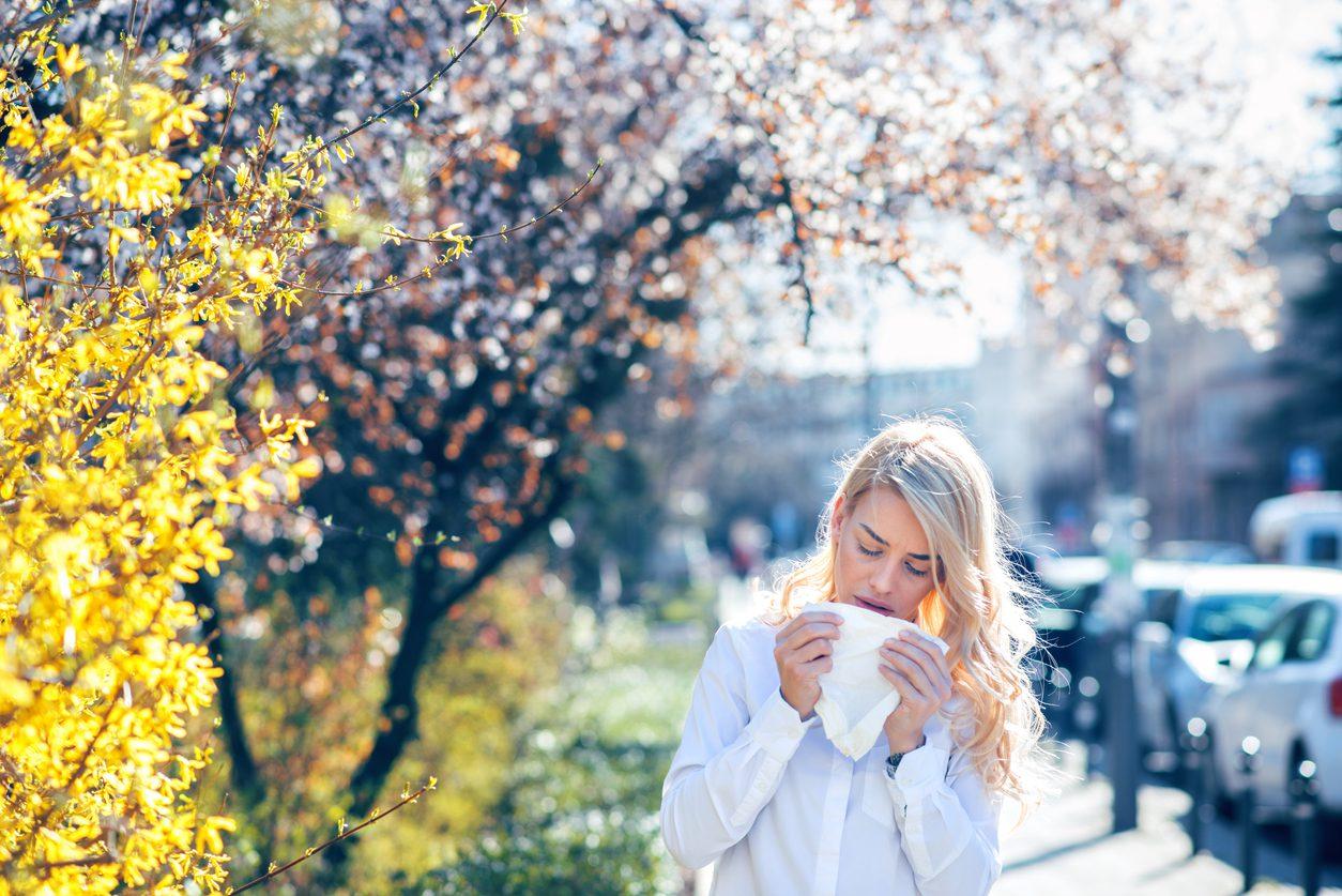 Bahar alerjisi belirtileri nelerdir?