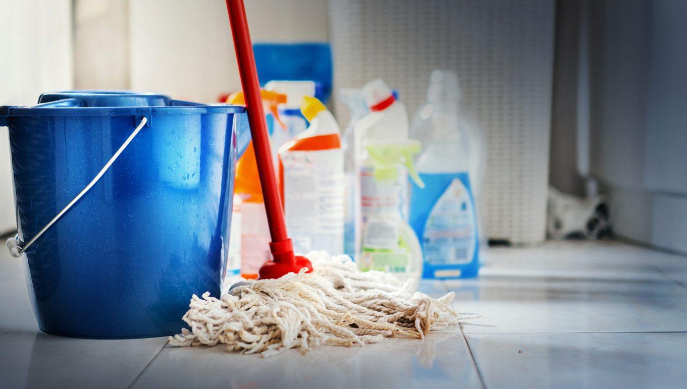 Bayram banyo temizliği
