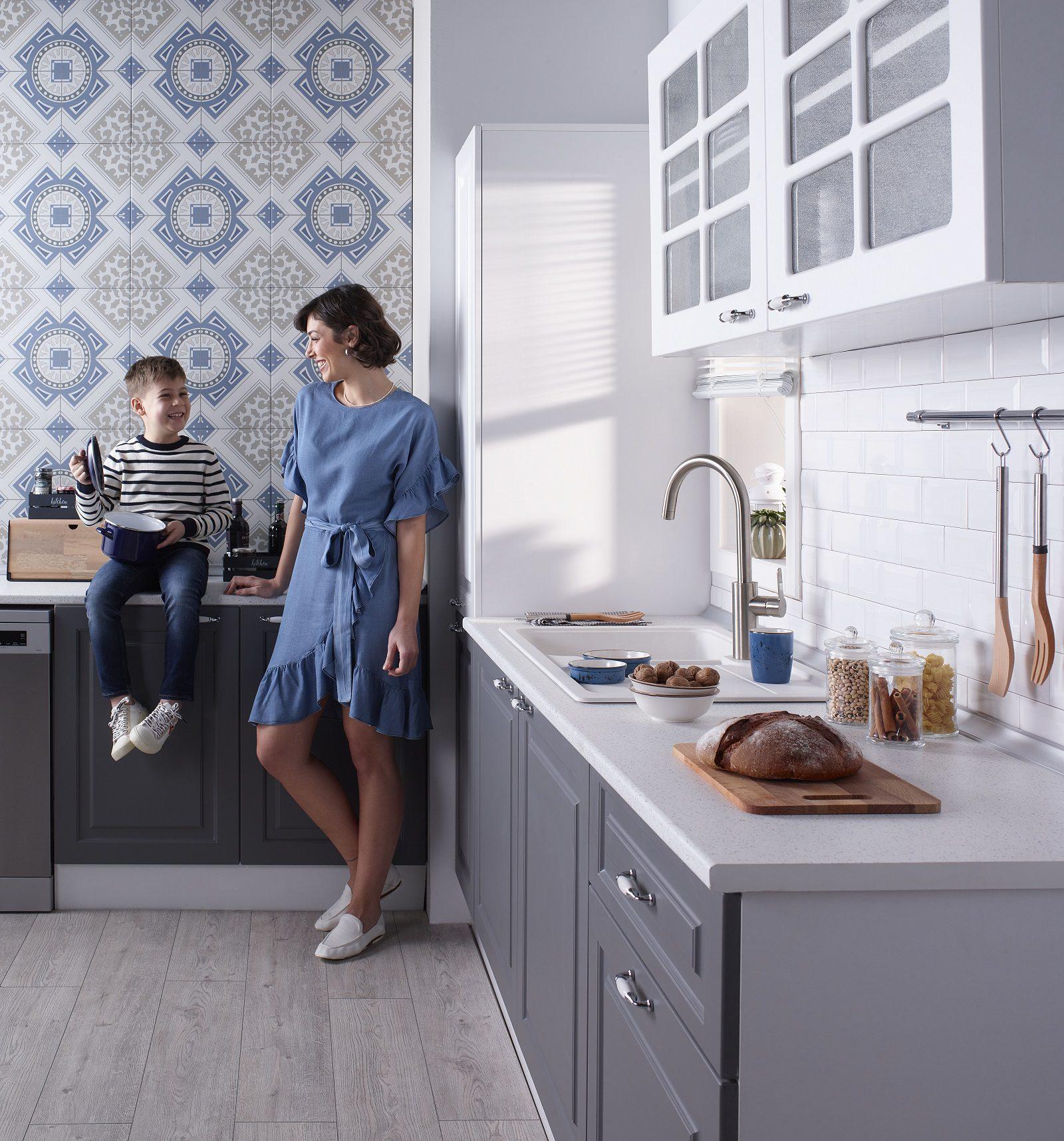 Mutfak dolapları seçenekleri