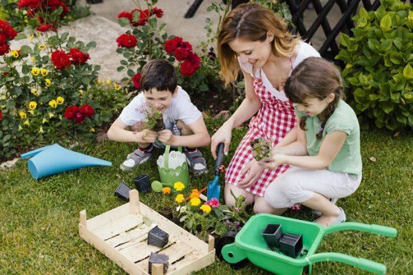 Çocuklar ve Evcil Hayvanlar İçin Zararlı Bitkiler