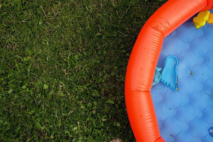 Şişme Havuzu
