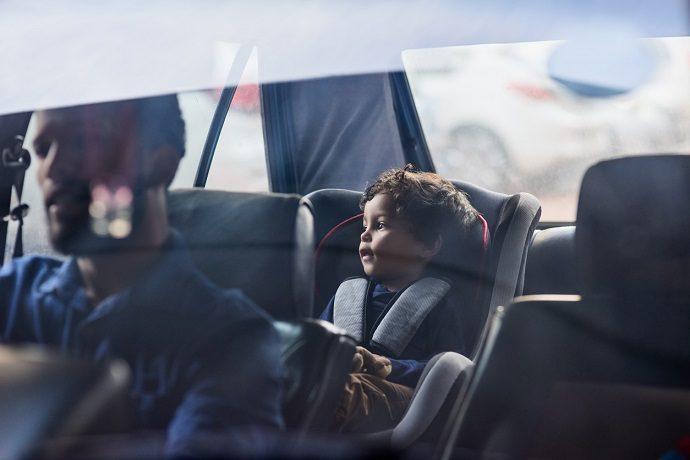 Çocukla Güvenli Araba Yolculuğu