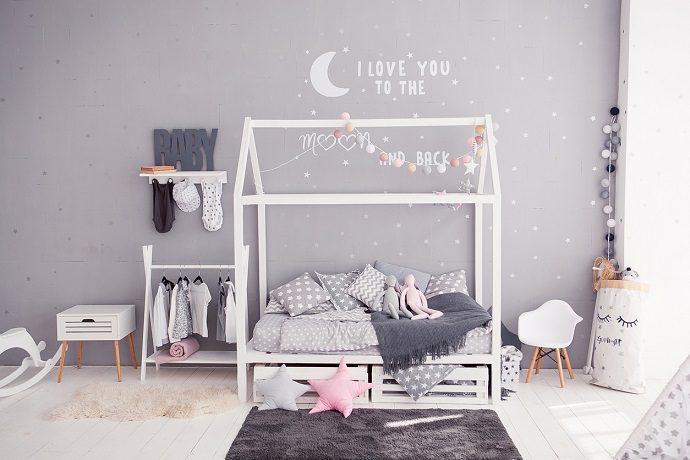 Montesorri Yatak Odası Dekorasyonu