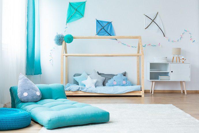 Montesorri Yatak Odası