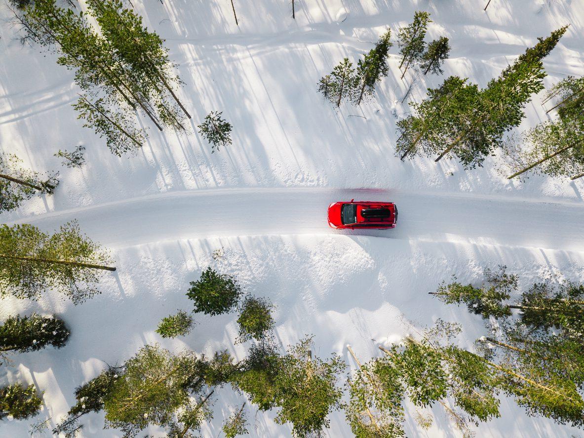 Kışın Araba Kullanmanın İpuçları